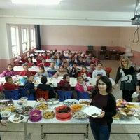 Photo taken at Şehit Bilal Kanat Ortaokulu by Bircan M. on 12/12/2016