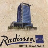 8/23/2017 tarihinde Özgürziyaretçi tarafından Radisson Blu Hotel'de çekilen fotoğraf