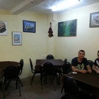 Photo taken at Ortaklar kiraathanesi by Gökhan P. on 7/27/2014