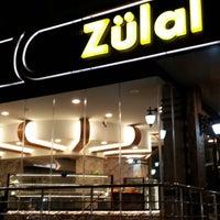 Photo taken at zülal pasta cafe by Ugur E. on 2/12/2014