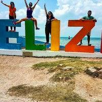 Photo taken at Belize by Pablo M. on 4/10/2017