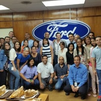 Photo taken at Ford Motor de Venezuela by Juan Pablo M. on 8/14/2015