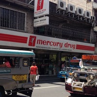 Photo taken at Mercury Drug Lucena Merchan by Rafael Z. on 4/30/2014