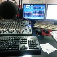 Photo taken at Radyo Çetin by Salih Y. on 12/7/2014