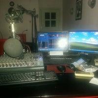 Photo taken at Radyo Çetin by Salih Y. on 8/19/2016