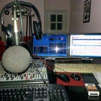 Photo taken at Radyo Çetin by Salih Y. on 1/11/2015