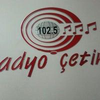 Photo taken at Radyo Çetin by Salih Y. on 8/24/2015