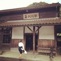 Photo taken at Kareigawa Station by Masashi K. on 12/8/2012