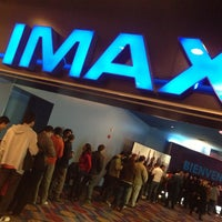 Photo taken at IMAX Theatre Showcase by Sir Chandler on 5/21/2013