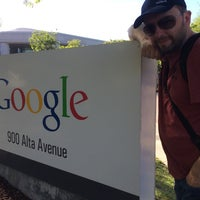 Photo taken at Googleplex - 900 by Sir Chandler on 6/24/2014