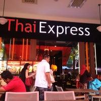 Photo taken at Thai Express by Jorgen S. on 6/22/2013