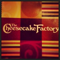 Photo taken at The Cheesecake Factory by Joshua F. on 5/27/2013
