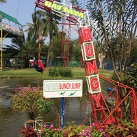 Photo taken at Pattaya Bungy Jump by Nat B. on 2/13/2015
