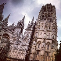 Photo prise au Cathédrale Notre-Dame de Rouen par Mr-Lorenzo le7/26/2013
