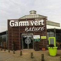 Photo taken at Gamm vert by Mr-Lorenzo on 3/21/2013