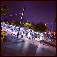 Photo taken at Station Porte de Versailles [T2,T3a] by Mr-Lorenzo on 6/1/2013