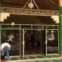 Photo taken at Masjid Baiturrahman by Guruh N. on 10/24/2014