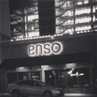 Photo taken at Enso Bar by Crystal on 9/27/2013