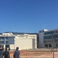 Photo taken at Fethiye İşletme Fakültesi by Gökhan A. on 2/13/2017