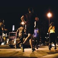 Photo taken at Niketown SF Run Club by Daniel P. on 10/29/2015