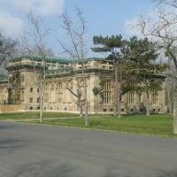Photo taken at Városligeti futópálya by Márk O. on 3/25/2016