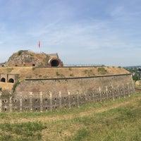 Photo taken at Fort Sint Pieter by Sarah B. on 6/21/2017