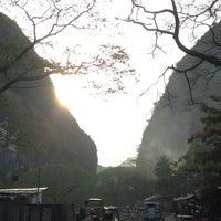 Photo taken at Wawa Dam, Montalban Rizal by Abby S. on 2/22/2014
