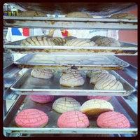 Photo taken at Panaderia Pahuatlan by Karl E. on 12/15/2012