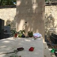 Das Foto wurde bei Tombe de Jean Paul Sartre & Simone de Beauvoir von Elena K. am 8/10/2018 aufgenommen