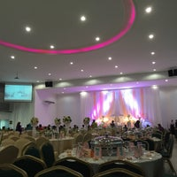 Photo taken at Dewan Hikmah by Azrinna Fazliza A. on 11/29/2015