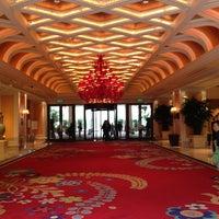 Photo taken at Wynn Macau by Steve H. on 12/27/2012