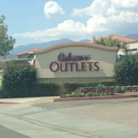Photo taken at Cabazon Outlets by Laureen Rae Z. on 7/14/2013