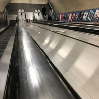 Photo taken at Manor House London Underground Station by Rafael B. on 2/18/2017