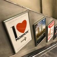 Photo taken at Manor House London Underground Station by Rafael B. on 2/18/2017