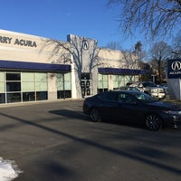 Photo taken at Curry Acura by Randy on 2/13/2016