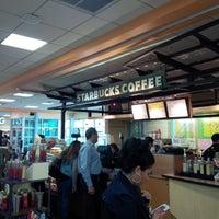 Photo taken at Starbucks by Randy on 5/2/2014
