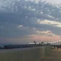 Снимок сделан в Набережная Олимпийского парка пользователем Пампадур 5/27/2015