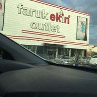 Photo taken at faruk ekin outlet by Özgür Ö. on 10/14/2017