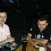"Photo taken at літня тераса БК ""Піраміда"" by Андрій Я. on 6/7/2014"
