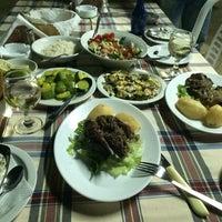 Photo taken at Melania Restaurant by Irina C. on 8/29/2014