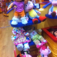 Photo taken at Build A Bear by Jude P. on 4/19/2013
