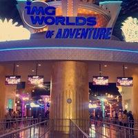 7/26/2018 tarihinde Leo MajeD ♌️🦁 !.ziyaretçi tarafından IMG Worlds of Adventure'de çekilen fotoğraf