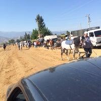 Photo taken at çaylı at yarışı sahasi by İbrahim Y. on 9/27/2015