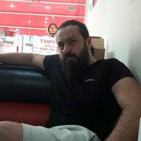 Photo taken at Meşur Çiğköfteci Ömer Usta by Ömer T. on 7/6/2016