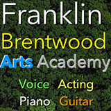 Photo taken at Franklin Brentwood Arts Academy by Franklin Brentwood Arts Academy on 2/7/2014