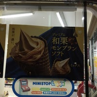 Photo taken at ミニストップ 神宮前2丁目店 by sam_rai on 9/28/2017