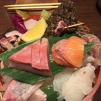Photo taken at 魚居酒屋 すなおや 新大阪店 by sam_rai on 4/5/2016