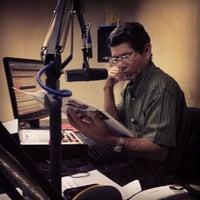 Photo taken at Rádio Filadélfia by Ezequiel S. on 4/2/2014