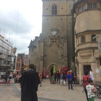 Photo taken at Carfax Tower by Eray E. on 5/31/2017
