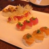 Photo taken at Momo Sushi Shack by JennyJenny on 6/2/2013